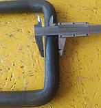 Скоба державки колеса плуга ПЛН 5.35, фото 5