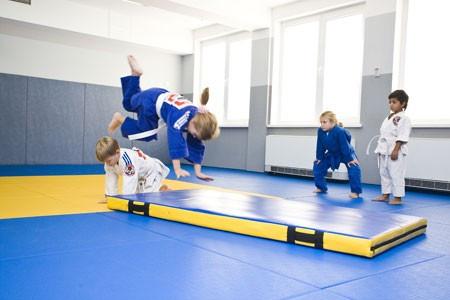 мат гимнастический, спортивные маты