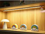 Беспроводной светодиодный ночник подсветка с датчиком движения, фото 6