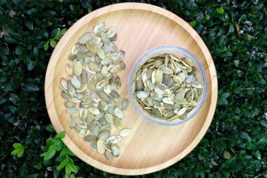 Органические Тыквенные семечки 250 гр