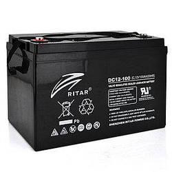 Аккумуляторные батареи RITAR CARBON (2000-5000 Циклов)