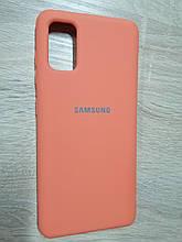 Чехол Samsung A41 Original Full Case Orange
