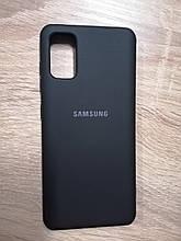 Чехол Samsung A41 Original Full Case Black