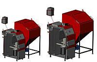 Твердотопливный котел 100 кВт РЕТРА-4М Дуо