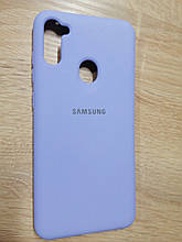 Чехол Samsung A11/M11 Original Full Case Violet