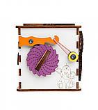 Кубик развивающий 12×12×12 Малыш K001, фото 4