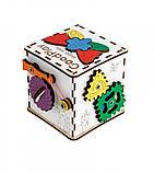 Кубик развивающий 12×12×12 Малыш K001, фото 9