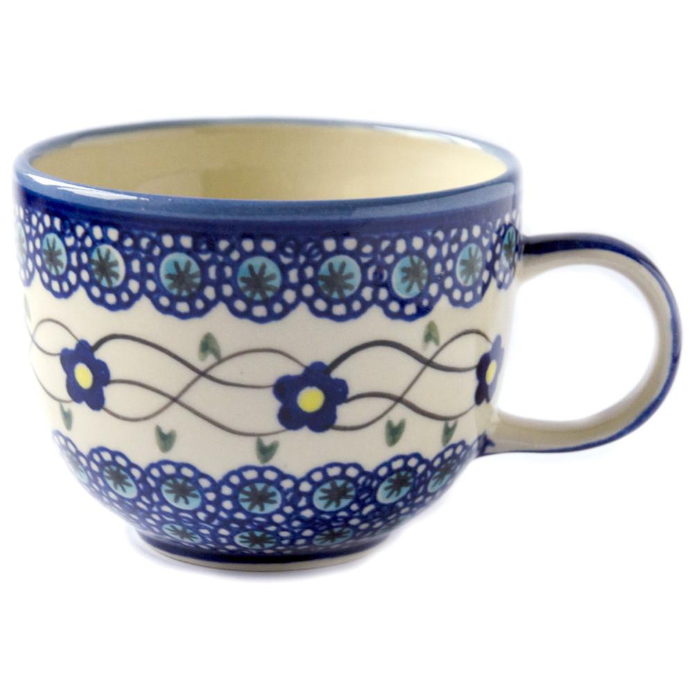 Чашка керамическая Джамбо 0,32L Барвинок