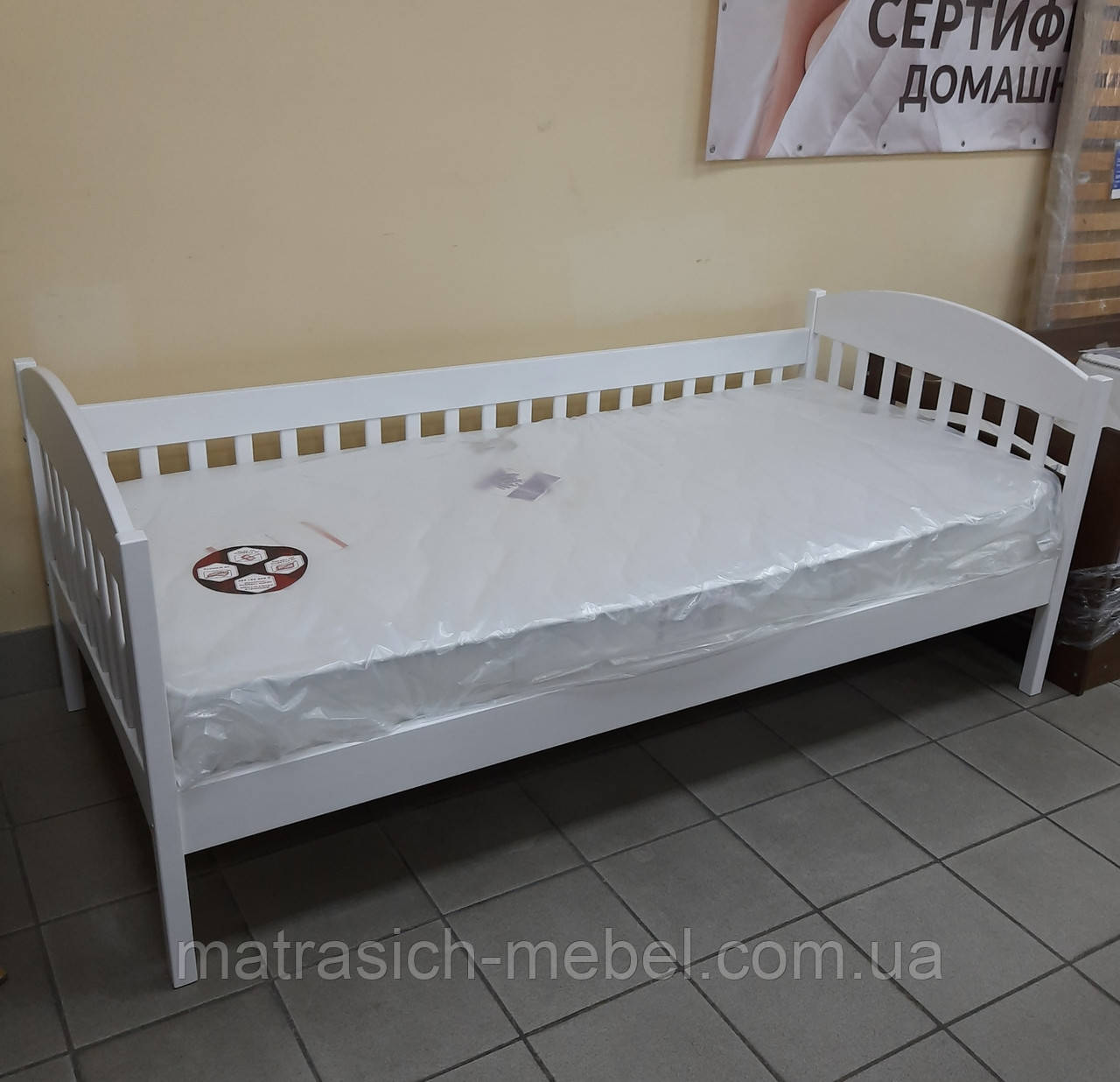 """Кровать """"Крош без борта"""""""