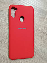 Чехол Samsung A11/M11 Original Full Case Red