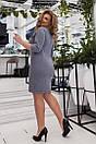 Женское платье Александра  №2033 от50 до 56 размера, фото 3