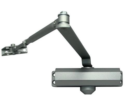 Дверной доводчик VIZIT-DS503S Arctic. Доводчик для дверей VIZIT-DS503S до 65 кг.