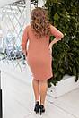 Женское платье Александра  №2033 от50 до 56 размера, фото 10