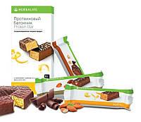 Протеиновые батончики Шоколад-Арахис Herbalife