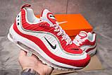 Кроссовки мужские 15262, Nike Air Max, белые, [ 43 44 ] р. 43-27,5см., фото 2