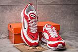 Кроссовки мужские 15262, Nike Air Max, белые, [ 43 44 ] р. 43-27,5см., фото 3