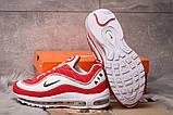 Кроссовки мужские 15262, Nike Air Max, белые, [ 43 44 ] р. 43-27,5см., фото 4