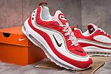 Кроссовки мужские 15262, Nike Air Max, белые, [ 43 44 ] р. 43-27,5см., фото 5