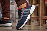 Кроссовки мужские 15325, Adidas POD - S3.1, темно-синие, [ 43 44 ] р. 43-27,5см., фото 4