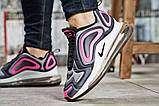 Кроссовки женские 15375, Nike Air 720, серые, [ 36 38 ] р. 36-23,0см., фото 4