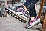 Кроссовки женские 15375, Nike Air 720, серые, [ 36 38 ] р. 36-23,0см., фото 5