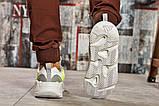 Кроссовки мужские 15521, Adidas Yeezy 700, серые, [ 42 43 44 45 ] р. 42-27,0см., фото 3