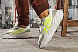 Кроссовки мужские 15521, Adidas Yeezy 700, серые, [ 42 43 44 45 ] р. 42-27,0см., фото 4