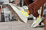 Кроссовки мужские 15521, Adidas Yeezy 700, серые, [ 42 43 44 45 ] р. 42-27,0см., фото 5