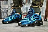 Кроссовки мужские 15594, Nike Air 720, темно-синие, [ 44 ] р. 44-28,3см., фото 2