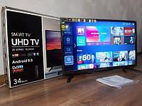 LED телевизор 32'' L-34 32 дюйма Smart WIFI Android 9 Smart