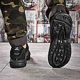 Кроссовки мужские 15911, Adidas Galaxy, черные, [ 41 42 44 ] р. 41-26,2см., фото 3
