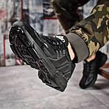Кроссовки мужские 15911, Adidas Galaxy, черные, [ 41 42 44 ] р. 41-26,2см., фото 5