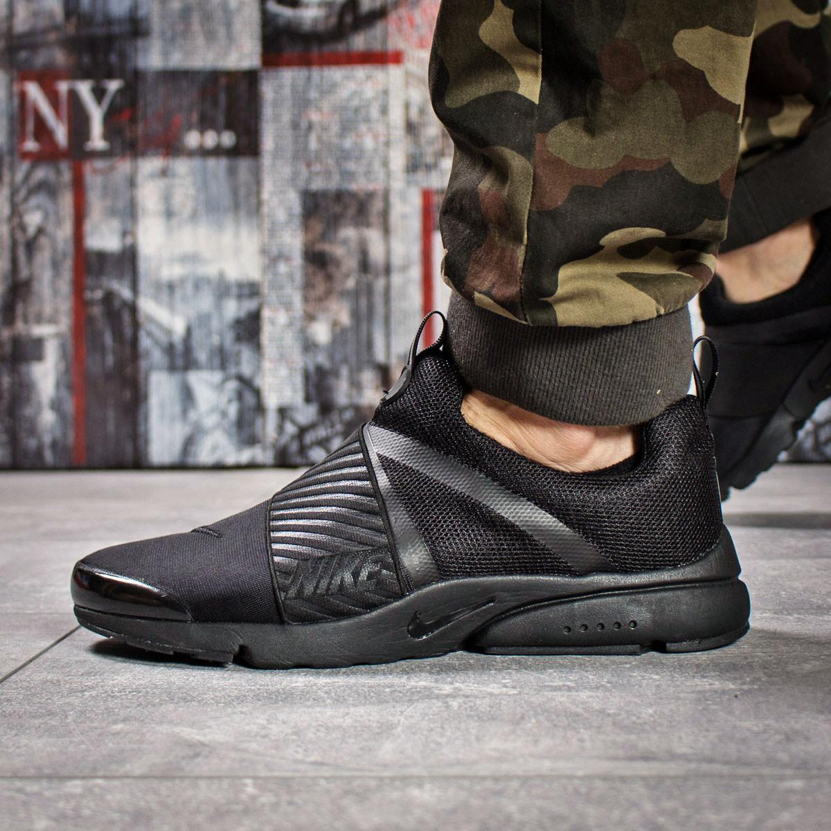 Кроссовки мужские 15921, Nike Air, черные, [ 45 ] р. 45-28,5см.