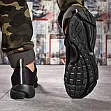 Кроссовки мужские 15921, Nike Air, черные, [ 45 ] р. 45-28,5см., фото 3