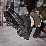Кроссовки мужские 15921, Nike Air, черные, [ 45 ] р. 45-28,5см., фото 5