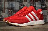 Кроссовки мужские 16864, Adidas Iniki, красные, [ 44 45 ] р. 44-27,6см., фото 2