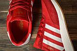 Кроссовки мужские 16864, Adidas Iniki, красные, [ 44 45 ] р. 44-27,6см., фото 5