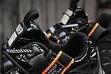 Кроссовки женские 10521, BaaS Cushion, черные, [ 40 41 ] р. 40-25,5см., фото 7
