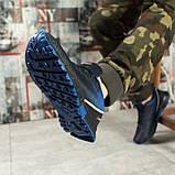 Кроссовки мужские 10062, BaaS Baasport, темно-синие, [ 42 43 44 ] р. 42-27,0см., фото 5