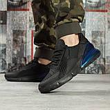 Кроссовки мужские 16065, Nike Air 270, черные, [ 41 43 46 ] р. 41-25,0см., фото 4