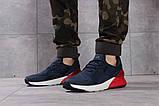 Кроссовки мужские 16066, Nike Air 270, темно-синие, [ 43 44 ] р. 43-26,0см., фото 2