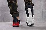 Кроссовки мужские 16066, Nike Air 270, темно-синие, [ 43 44 ] р. 43-26,0см., фото 3