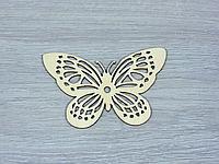 Заготовка для декупажа из фанеры бабочка (форма №4) (2251)