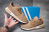 Кроссовки мужские 11841, Adidas  EQT Cushion ADV, коричневые, [ 45 ] р. 45-28,7см., фото 2