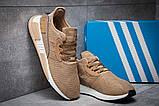 Кроссовки мужские 11841, Adidas  EQT Cushion ADV, коричневые, [ 45 ] р. 45-28,7см., фото 3