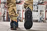 Кроссовки мужские 12672, Nike Aimax Supreme, темно-синие, [ 42 45 46 ] р. 42-26,4см., фото 3
