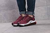 Кроссовки женские 16131, Nike Air 720, бордовые, [ 40 ] р. 40-25,8см., фото 2