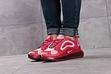 Кроссовки женские 16136, Nike Air 720, розовые, [ 38 39 40 ] р. 38-24,5см., фото 2