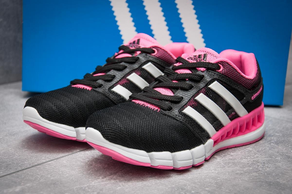 Кроссовки женские 13098, Adidas Climacool, черные, [ 36 39 ] р. 36-22,2см.
