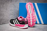 Кроссовки женские 13098, Adidas Climacool, черные, [ 36 39 ] р. 36-22,2см., фото 4